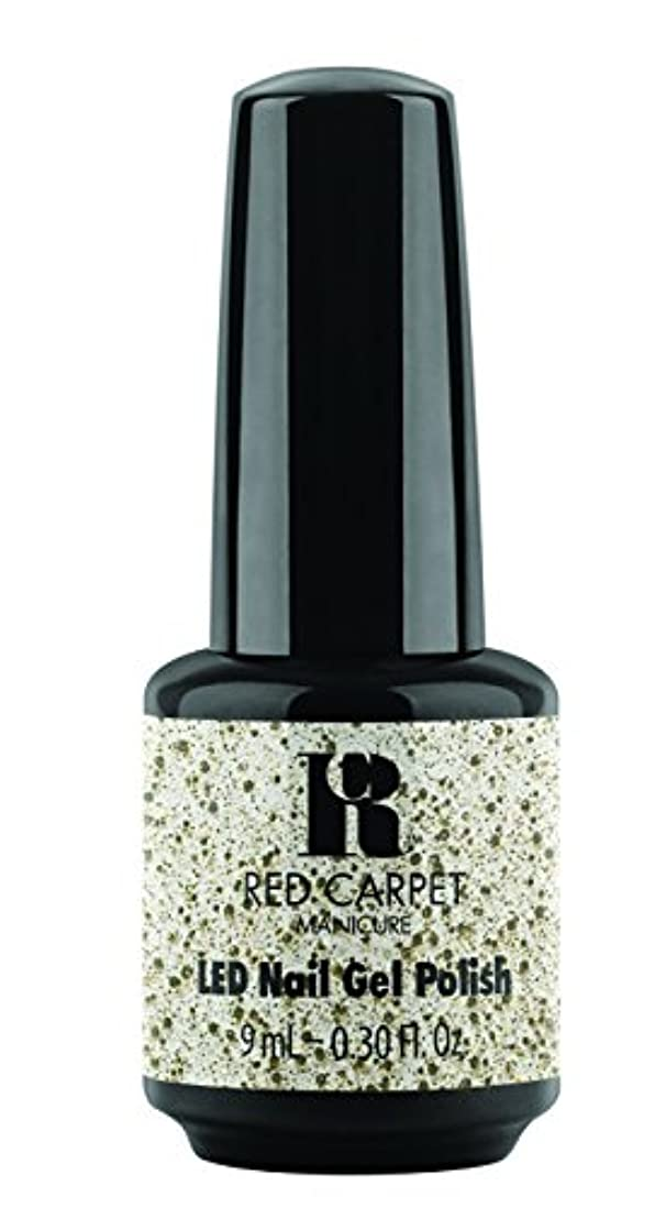 返還ジャーナルアーティストRed Carpet Manicure - LED Nail Gel Polish - Trendz - Hollywood Royalty - 0.3oz / 9ml