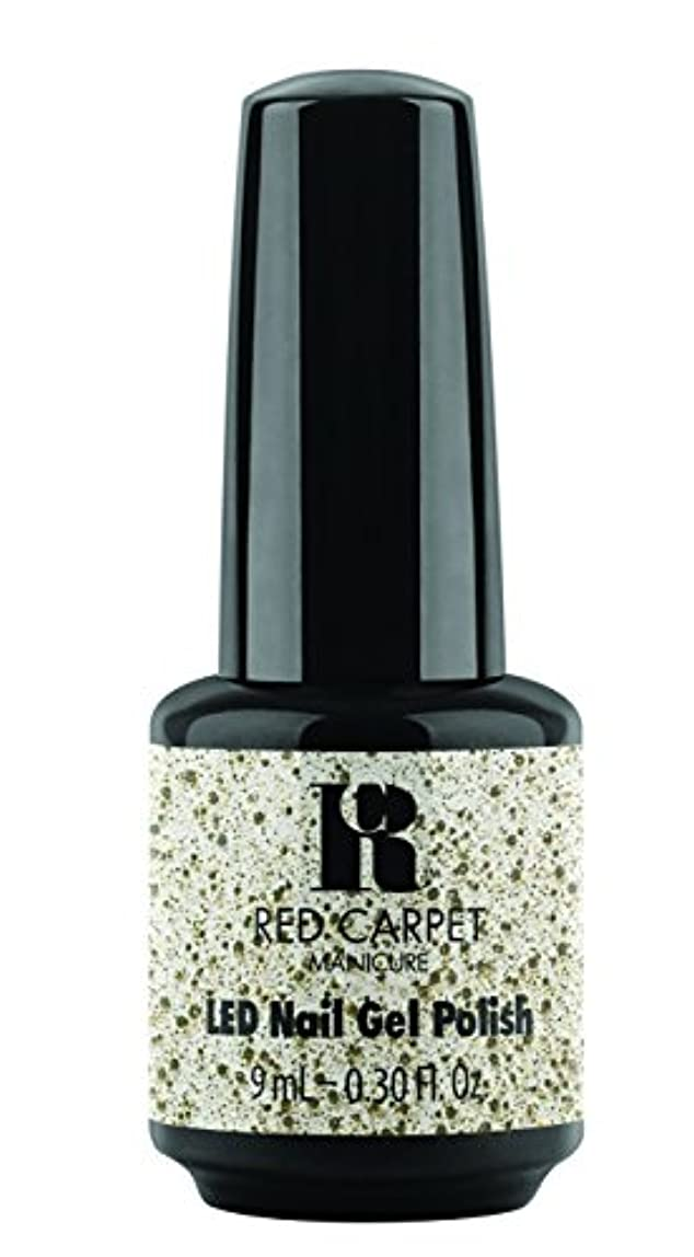 サンダルキャロライン論争Red Carpet Manicure - LED Nail Gel Polish - Trendz - Hollywood Royalty - 0.3oz / 9ml