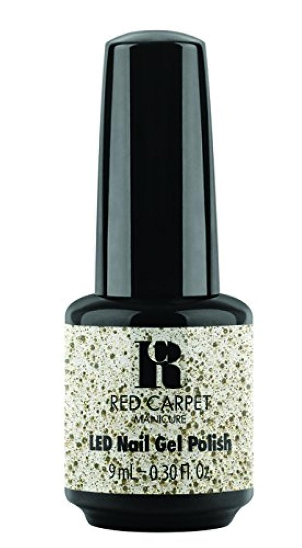 アイロニーモザイク奴隷Red Carpet Manicure - LED Nail Gel Polish - Trendz - Hollywood Royalty - 0.3oz / 9ml