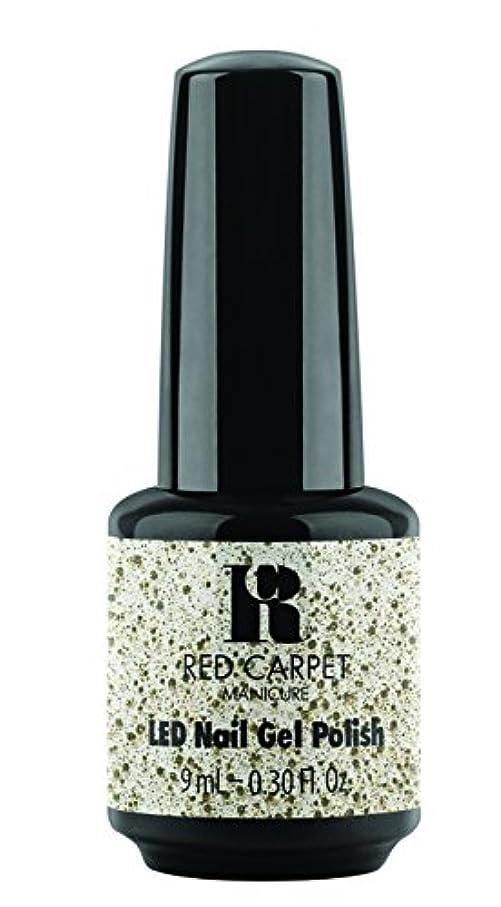 前者つかまえる郵便物Red Carpet Manicure - LED Nail Gel Polish - Trendz - Hollywood Royalty - 0.3oz / 9ml