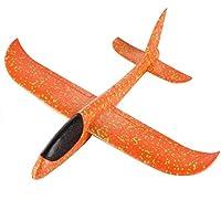 inverlee Foam手投げグライダー航空機慣性おもちゃLaunch飛行機モードChildren Funny Play マルチカラー IN