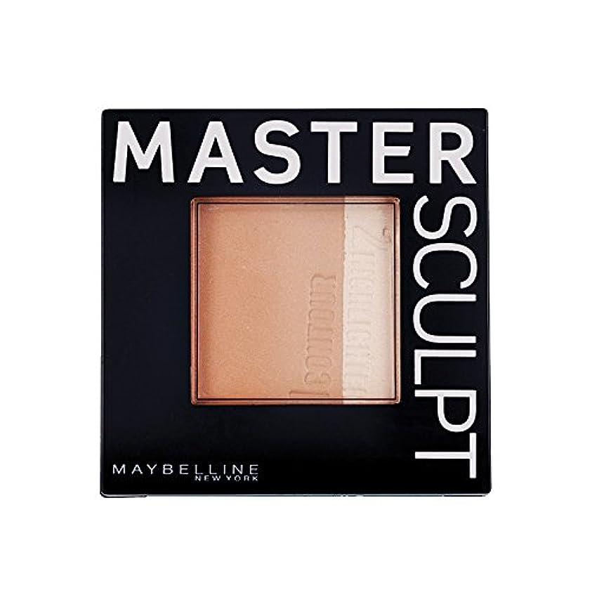 スタジオ襲撃ランタンMaybelline Master Sculpt Countouring Palette Light Medium 01