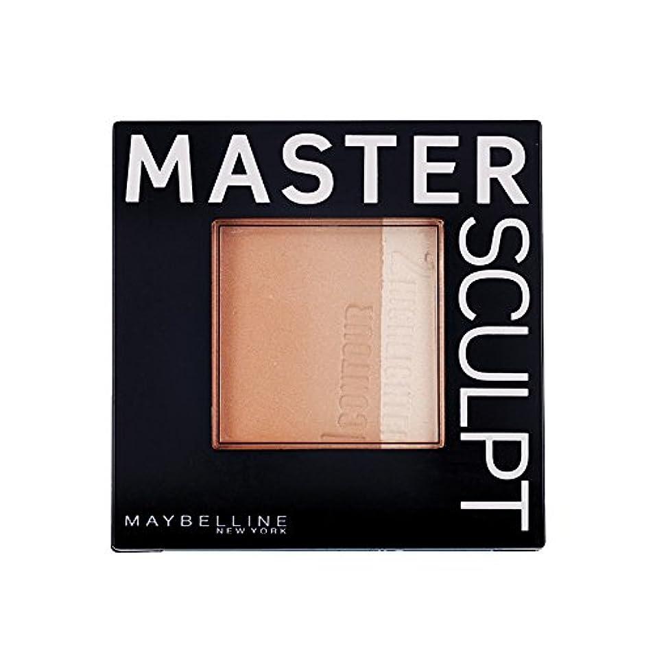 ダルセットアルコール公平Maybelline Master Sculpt Countouring Palette Light Medium 01