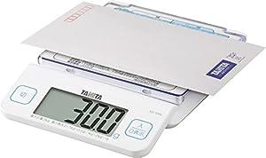 タニタ デジタルレタースケール 2kg ホワイト KD194LWH