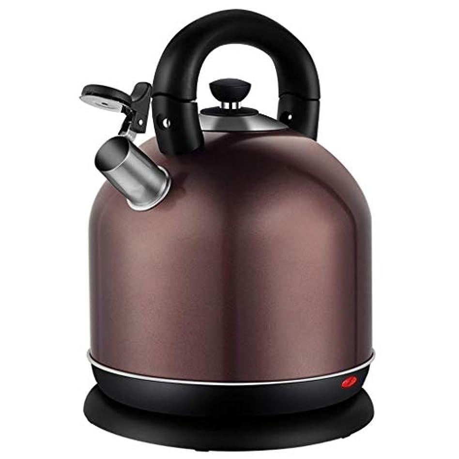 航空会社ラリー泥沼5L大容量電気ケトル給湯器、紅茶とコーヒー、ステンレス鋼材料2000W