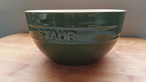 Staubセラミックボウル6.5-inchBasil