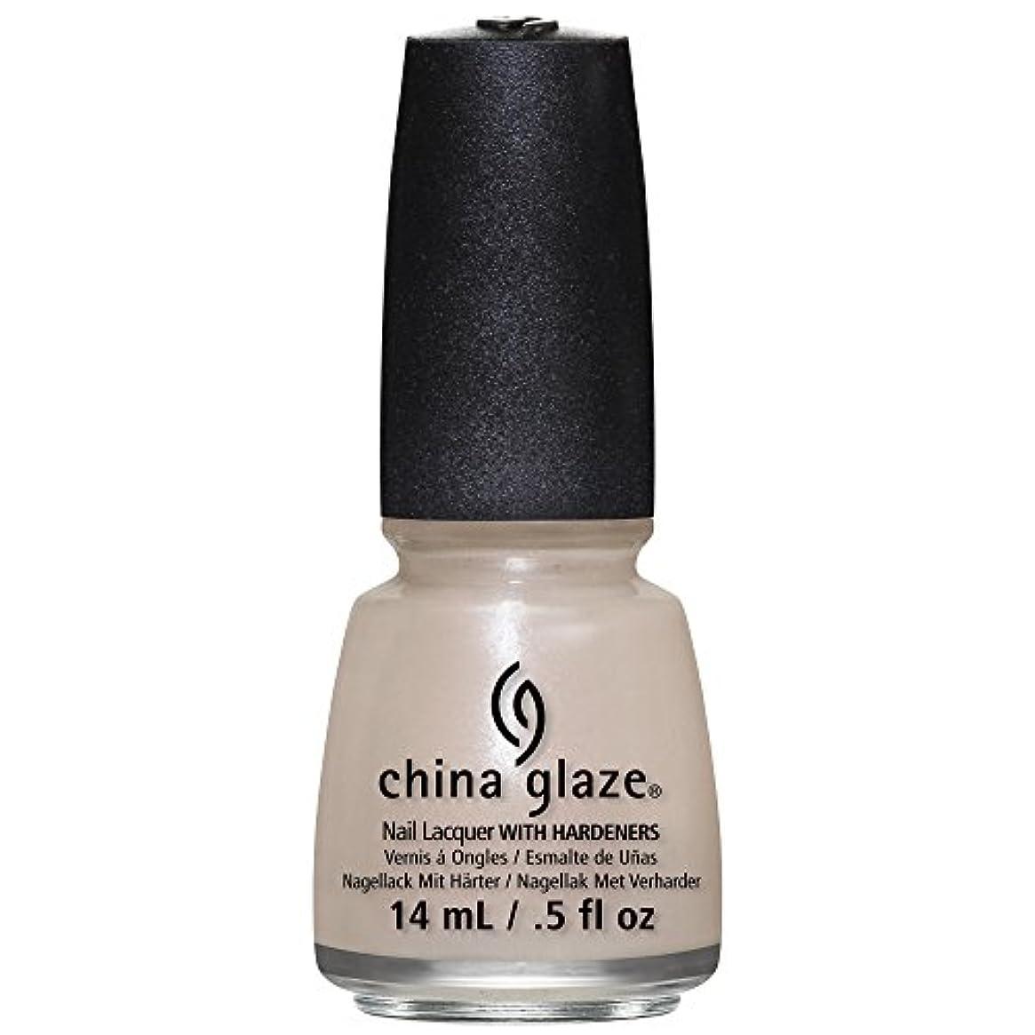 CHINA GLAZE Nail Lacquer - Art City Flourish - Don't Honk Your Thorn (並行輸入品)