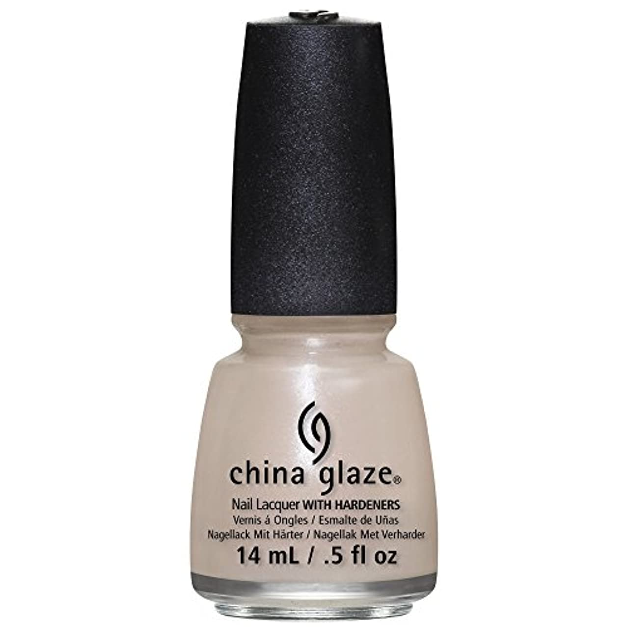 死の顎ささいな死CHINA GLAZE Nail Lacquer - Art City Flourish - Don't Honk Your Thorn (並行輸入品)