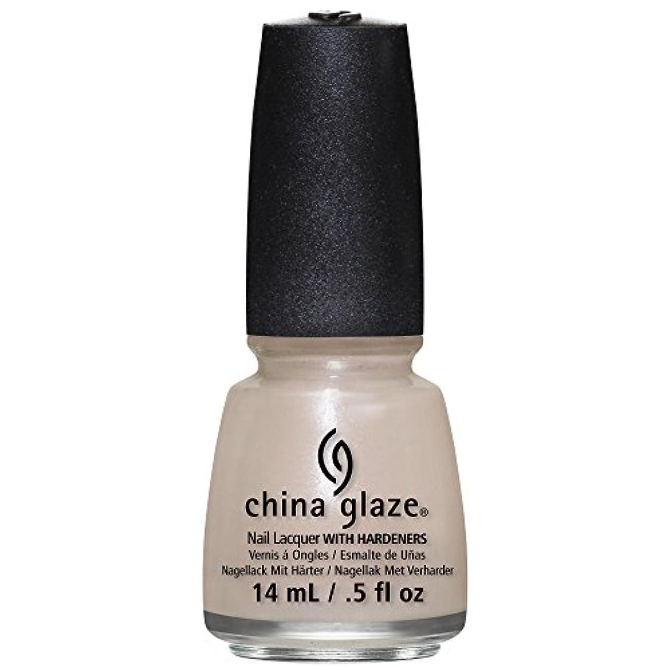不幸助けになる機械的CHINA GLAZE Nail Lacquer - Art City Flourish - Don't Honk Your Thorn (並行輸入品)