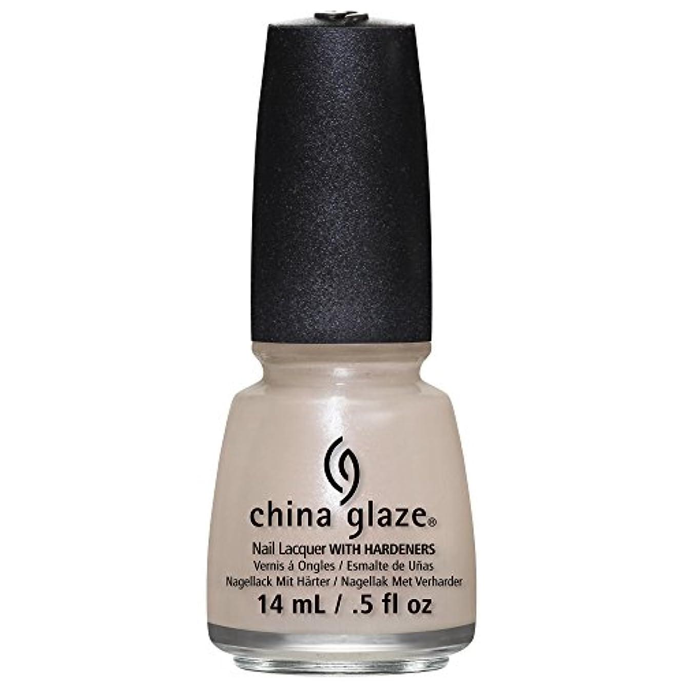 ショッピングセンター延ばす増幅器CHINA GLAZE Nail Lacquer - Art City Flourish - Don't Honk Your Thorn (並行輸入品)
