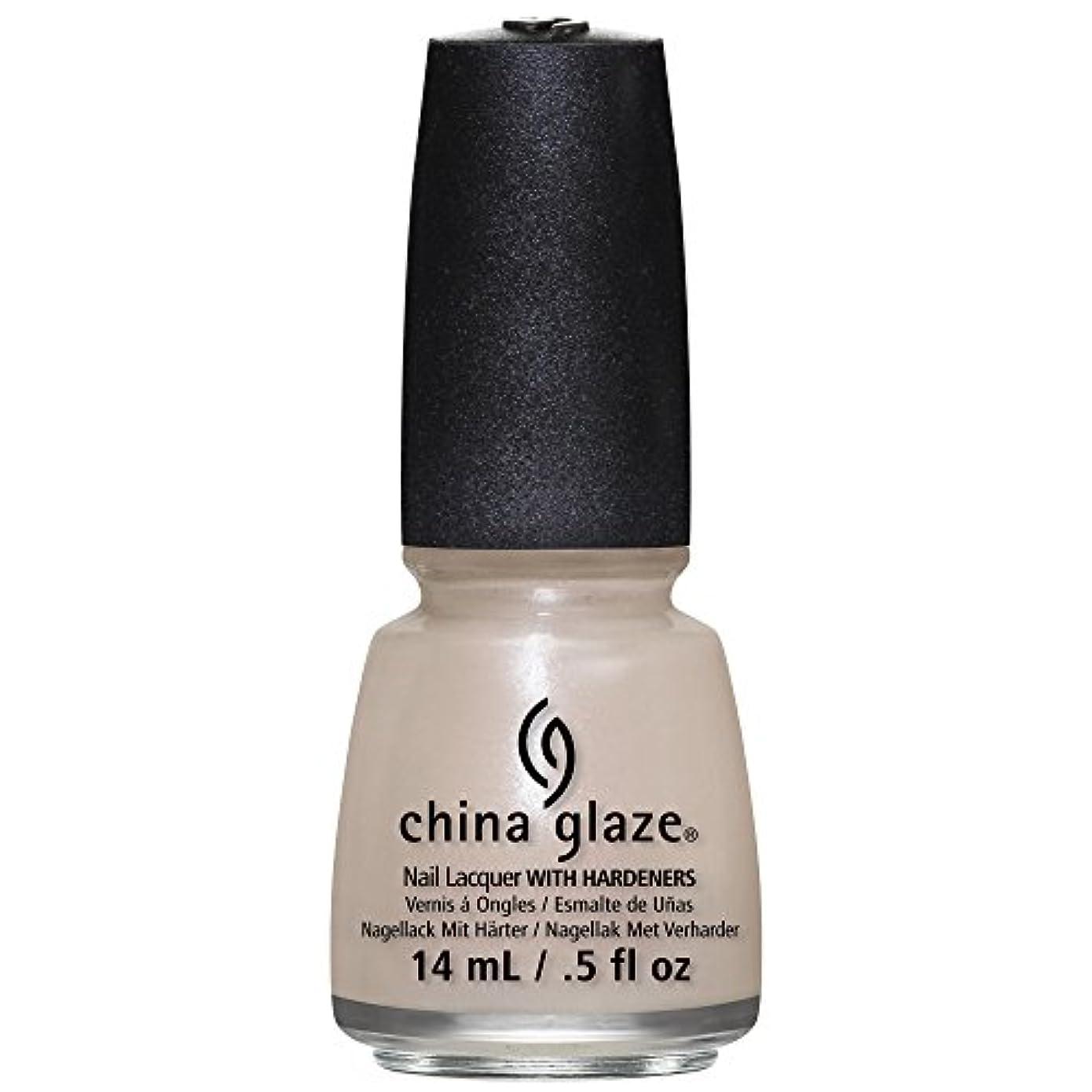 正当化する天使CHINA GLAZE Nail Lacquer - Art City Flourish - Don't Honk Your Thorn (並行輸入品)