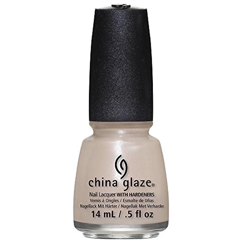装置取り組む乱闘CHINA GLAZE Nail Lacquer - Art City Flourish - Don't Honk Your Thorn (並行輸入品)