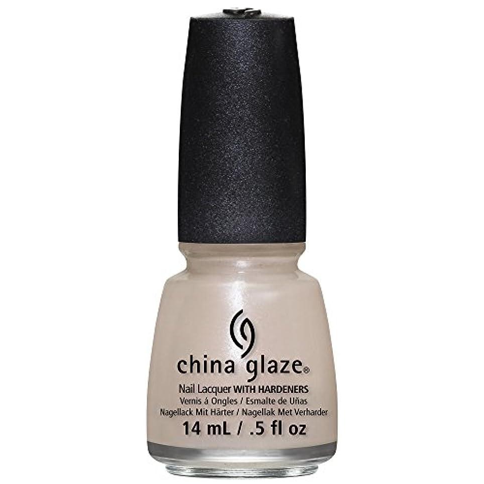 理想的にはバインド物理CHINA GLAZE Nail Lacquer - Art City Flourish - Don't Honk Your Thorn (並行輸入品)