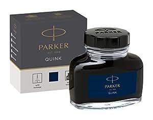 パーカー ボトルインク クインク ブルーブラック S1162120 57ml 正規輸入品