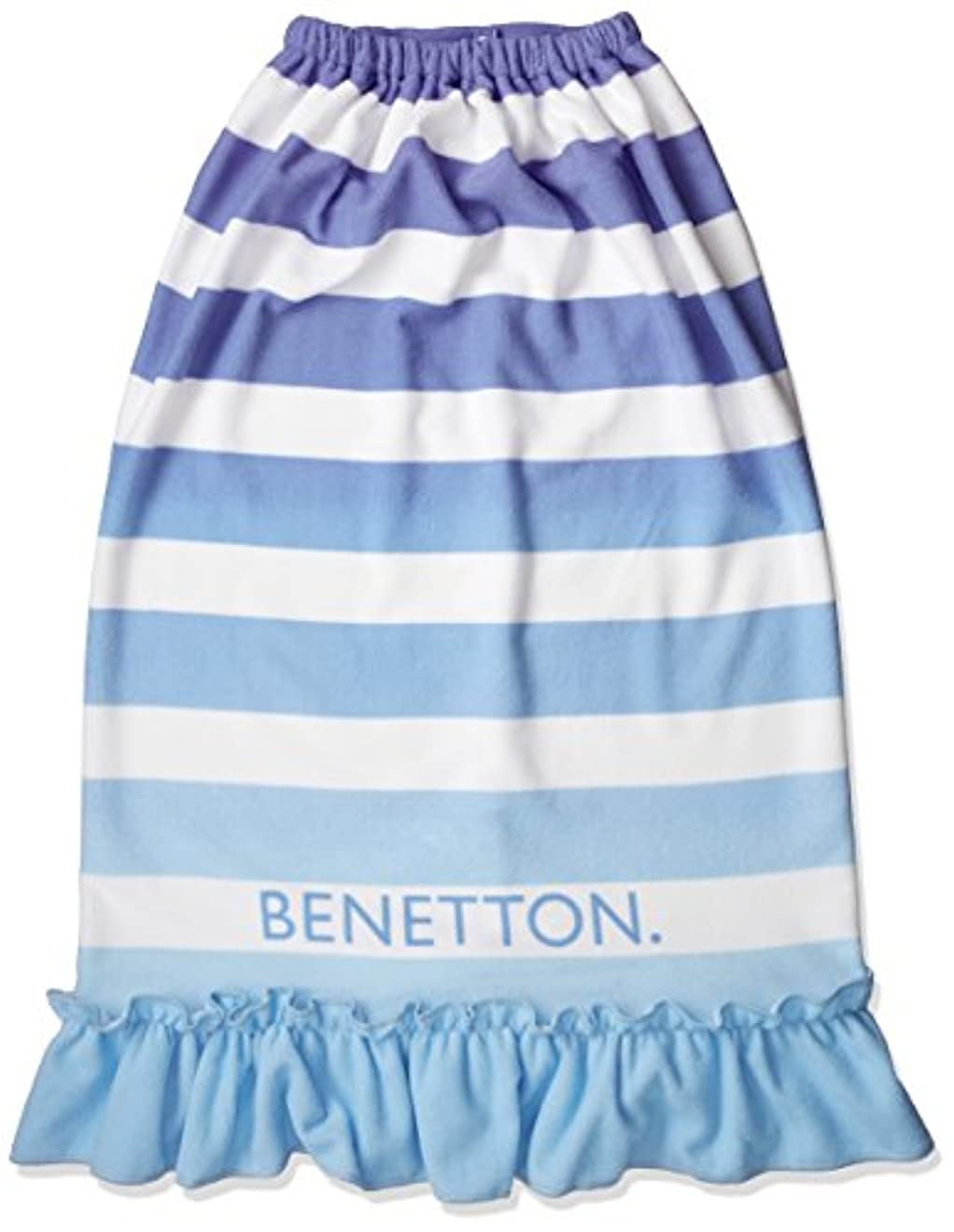 機構したがって散髪(ベネトン)Benetton(ベネトン) BENETTON マイクロファイバー巻きタオル128419