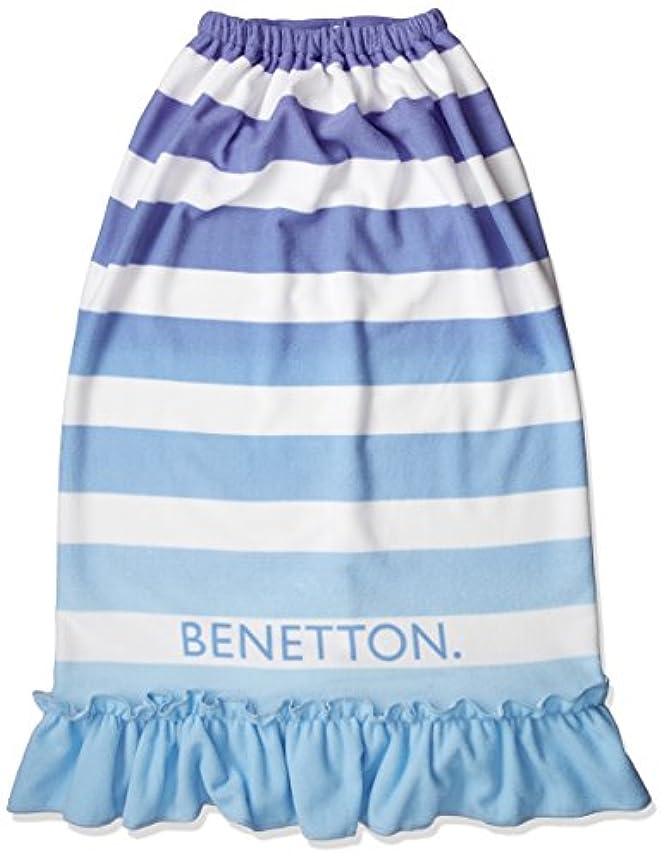ビール離婚素子(ベネトン)Benetton(ベネトン) BENETTON マイクロファイバー巻きタオル128419