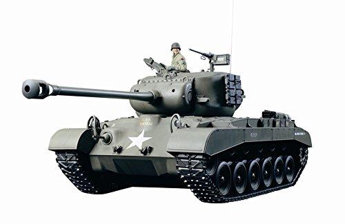 1/16 ラジオコントロールタンクシリーズ M26パーシングフルオペレーション(プロポ付)