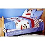 おもちゃ Julius & Friends フレンズ Monkey Twin Size Comforter Kids Paul Frank ポールフランク Bedding [並行輸入品]