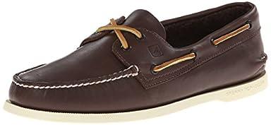 Authentic Original Boat Shoe: Classic Brown