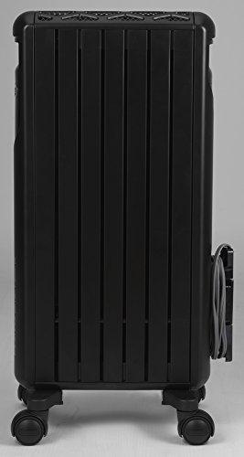 De'Longhi マルチダイナミックヒーター 【6~8畳用】 マットブラック+マットブラック MDH09-PB B015T8WZDC 1枚目