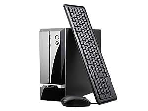 mouse デスクトップパソコン LM-C18450X-ZN Windows10/DVDドライブ付