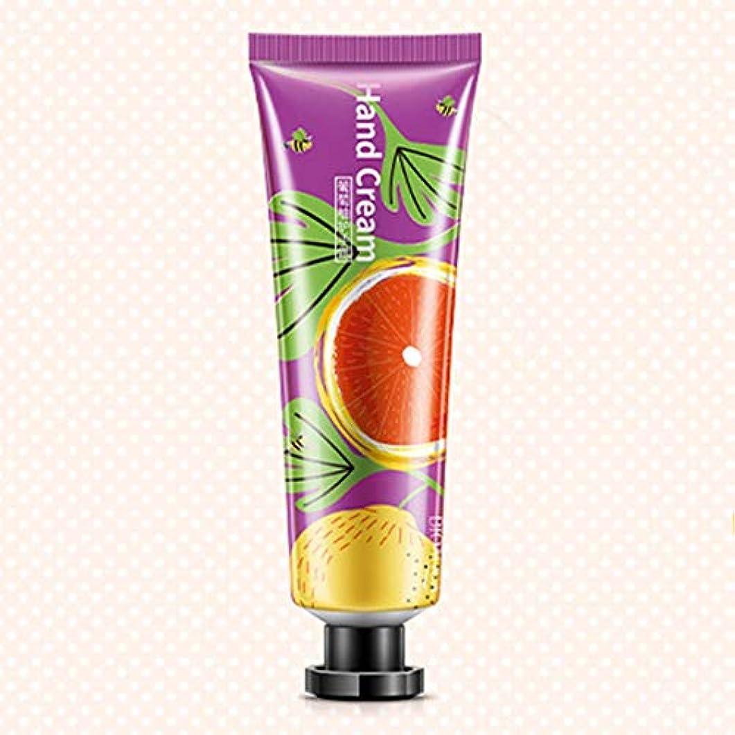 格納限定推論Ruier-tong ハンドクリーム フルーツの香り フラワー インテンスリペア ハンドクリーム 手肌用保湿 濃厚な保湿力 低刺激 超乾燥肌用 30g 色ランダム