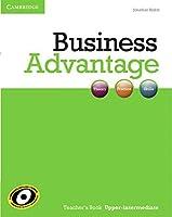 Business Advantage B2. Upper-Intermediate. Teacher's Book