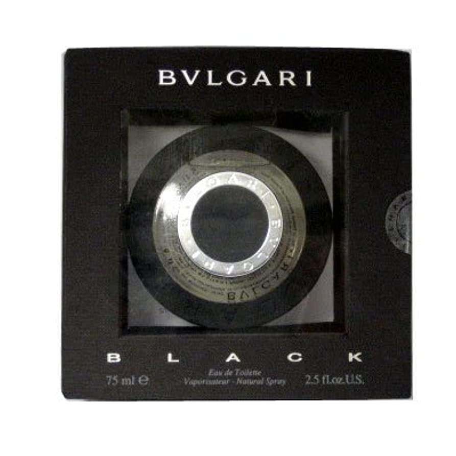 シアー前奏曲トライアスリートブルガリ BVLGARI ブラック EDT SP 75ml [並行輸入品]