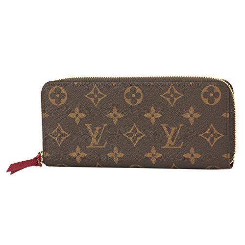 ルイヴィトン(Louis Vuitton) モノグラム MONOGRAM M60742 長財布(ラウンドファスナー) ブラウン/ピンク系[並行輸入品]