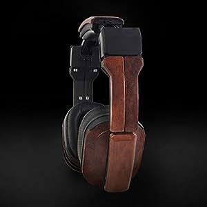 TOON WORKSHOP THP-01 Oiled leather【256パーツで構成された可変式ヘッドホン】