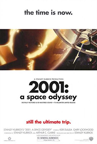 2001: A Space Odyssey ( D )ポスター( 27