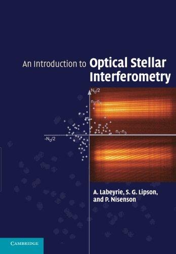 An Introduction to Optical Stellar Interferometry