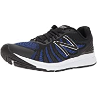 New Balance Men's FuelCore Rush Running Shoes, Black/Blue