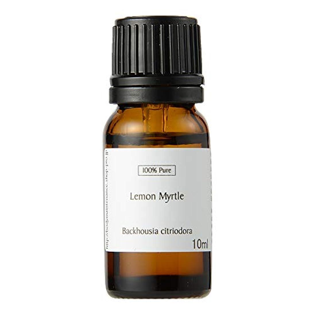 粗い痛い段落Lemon Myrtle Essential Oil 10ml Australia