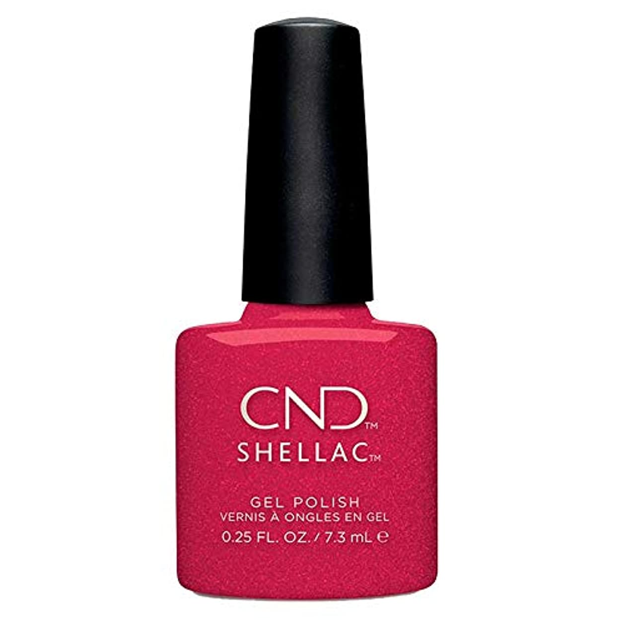 CND Shellac - Night Moves Collection - Kiss of Fire - 0.25 oz / 7.3 oz