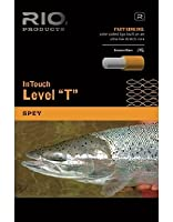Rio製品Fly Fishing in Touch Leve LTシンクTip Line Steelheadシューティングヘッド