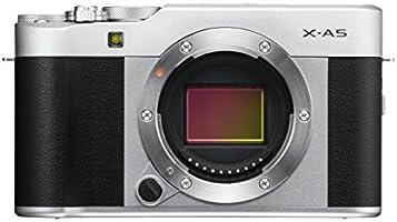 FUJIFILM ミラーレス一眼 X-A5シルバー X-A5-S A Amazonベーシッククーポン付