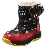 [ディズニー] 防水 防寒 スパイク付 ブーツ ミッキー ミニー DN WC023ESP キッズ