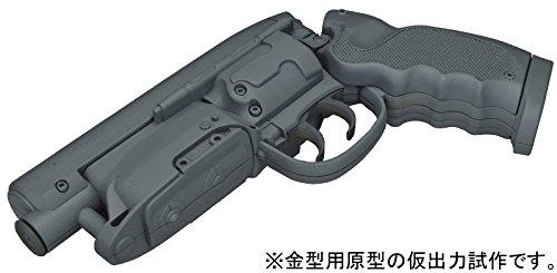 高木型 弐〇壱九年式 爆水拳銃 通常版 クリアブラック カラー ポリスチレン製 ウォーターガン