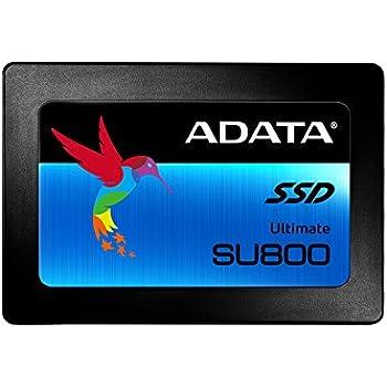 ADATA 2.5インチ 内蔵SSD SU800シリーズ 128GB 3D NAND TLC搭載 SMIコントローラー 7mm 3年保証 ASU800SS-128GT-C