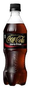 コカ・コーラ ゼロフリー 500ml PET×24本