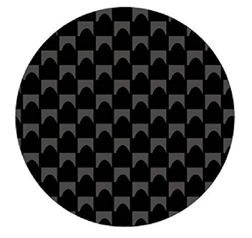 タミヤ ディティールアップパーツシリーズ No.80 カーボンスライドマーク 平織り・極細 12680