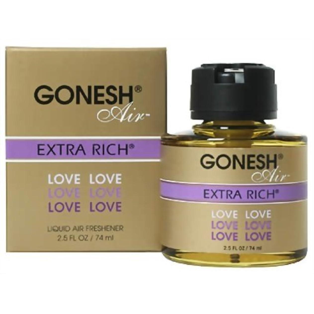 GONESH リキッドエアフレッシュナー ラブ(フルーツ&ベリー)