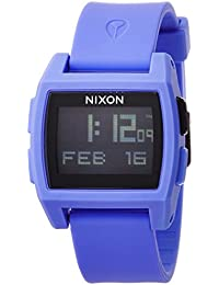 [ニクソン]NIXON BASE TIDE: PURPLE RESIN NA11042553-00 【正規輸入品】