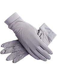 シルク手袋 手袋 シルク uvカット おやすみ 手触りが良い 紫外線 日焼け防止 手荒い 保湿 夏 ハンド