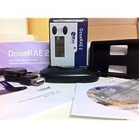 デジタル放射能測定器 DoseRAE2 日本語版ソフト 対応パッチ付き 【日本語説明書?1年間保証】