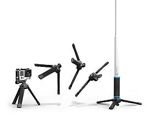 GoPole Base Compact Tripod for Go-Pro Camera [GA0222]