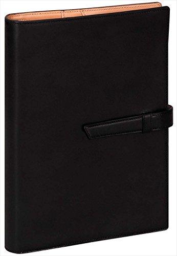 ダ・ヴィンチグランデ アースレザー A5サイズシステム手帳 リング25mm DSA1702 E [ダークブラウン]