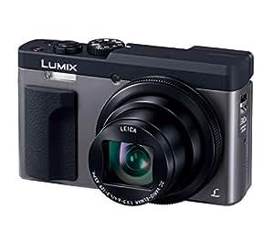 Panasonic コンパクトデジタルカメラ ルミックス TZ90 光学30倍 シルバー DC-TZ90-S