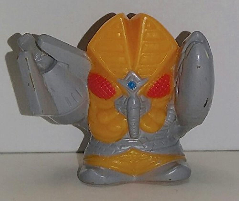 円谷 ウルトラ怪獣 指人形 メカバルタン アンドロメロス